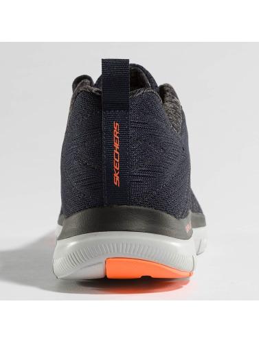 Skechers Herren Sneaker The Happs Flex Advantage 2.0 in blau