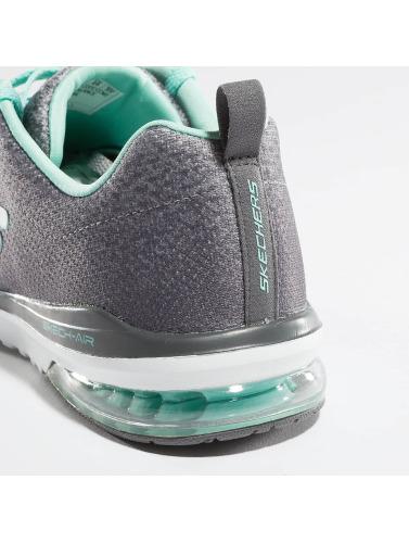 Skechers Damen Sneaker Skech-Air Infinity-Modern Chic in grau