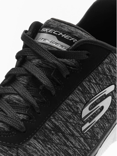 Skechers Damen Sneaker Flex Appeal 2.0 in schwarz