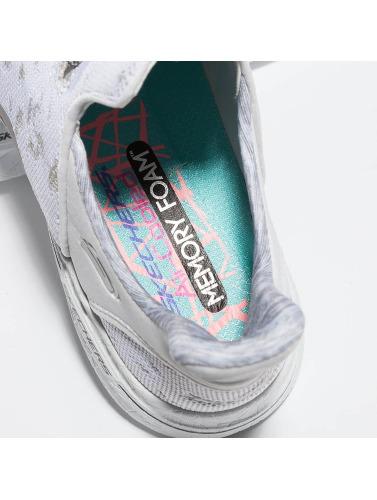 Skechers Damen Sneaker Burst in weiß