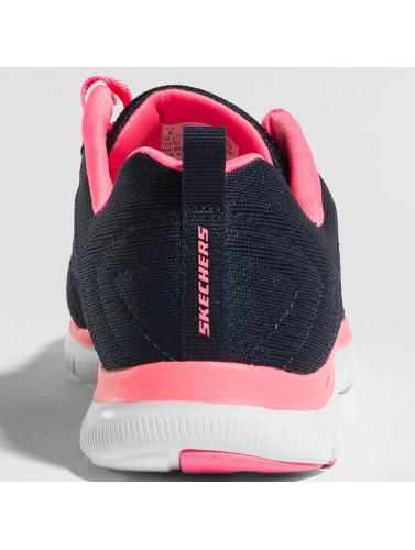 Skechers Mujeres Zapatillas de deporte Break Free Flex Appeal 2.0 in azul