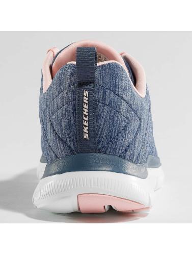 Skechers Mujeres Zapatillas de deporte Flex Appeal 2.0 in azul
