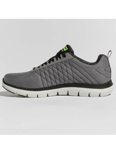 Skechers Hombres Zapatillas de deporte The Happs Flex Advantage 2.0 in gris