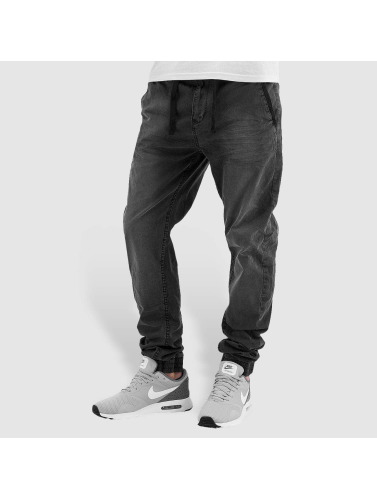 Sky Rebel Herren Chino Pavel in schwarz