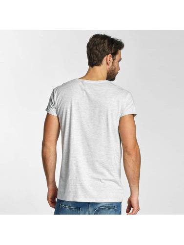 Sky Rebel Herren T-Shirt Luke in grau Online Kaufen Authentisch L0r9yll