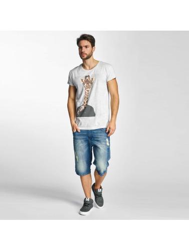 Sky Rebel Herren T-Shirt Luke in grau
