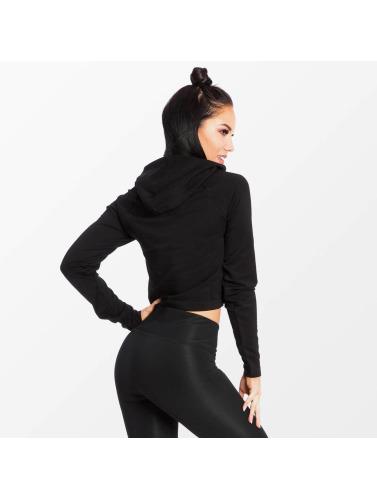 kjøpe online utløps nettsteder Smilodox Mujeres Sudadera Rustfritt Avling I Neger KDNnUMC7Eh