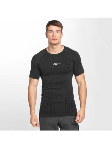 Smilodox Herren T-Shirt Fortress in grau