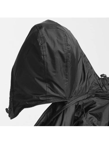 Solid Hombres Chaqueta de entretiempo Korin in negro