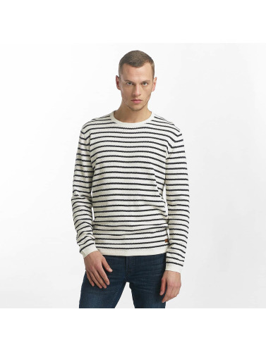 Solid Herren Pullover Mitchell Knit in beige
