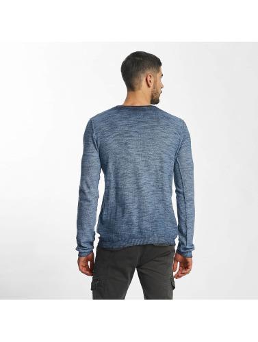 Exklusiv Spätestens Zum Verkauf Solid Herren Pullover Karli Knit in blau Ebay z5SlMqnRal