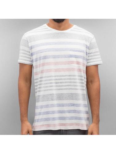 Solid Herren T-Shirt Geremia in bunt