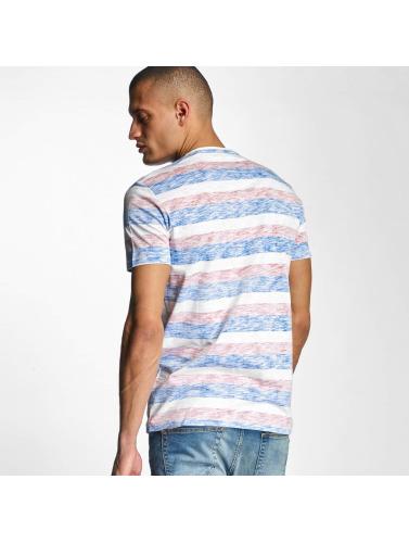 Solid Herren T-Shirt Ham in rot