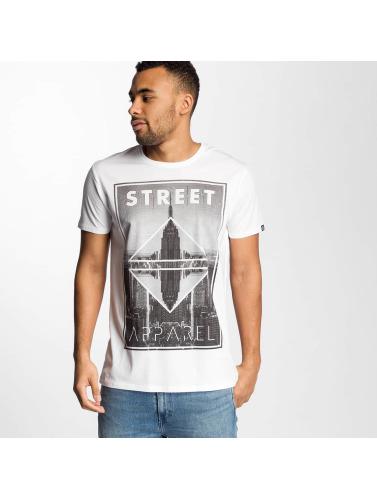 Solid Herren T-Shirt Harland in weiß