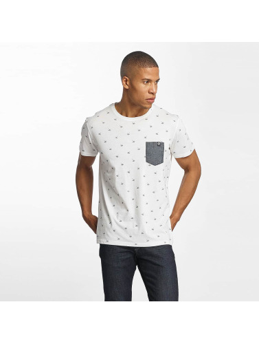 Outlet Günstig Online Freies Verschiffen Bester Großhandel Solid Herren T-Shirt Joby in weiß NWosX