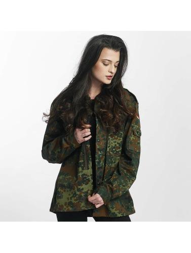 Soniush Damen Übergangsjacke Fun in camouflage Billig Verkauf Websites Qualität Frei Für Verkauf jw70V