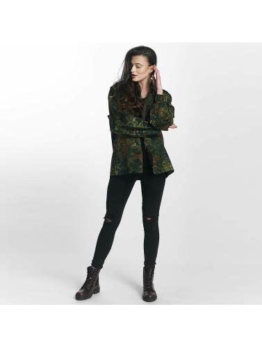 Soniush Damen Übergangsjacke Je Taime in camouflage