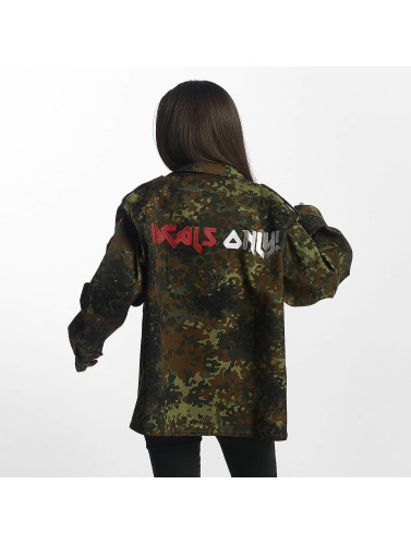 Soniush Übergangsjacke Defshop Exclusive Locals Only! in camouflage