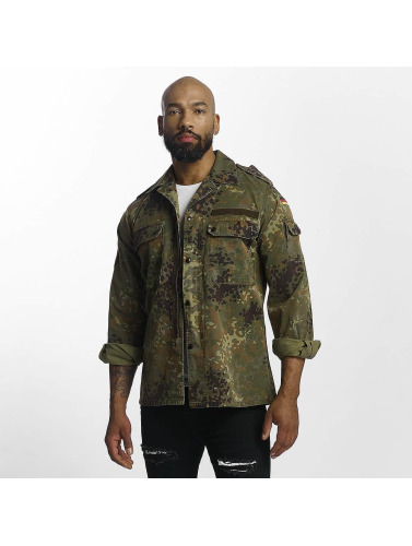Soniush Herren Übergangsjacke Bad in camouflage
