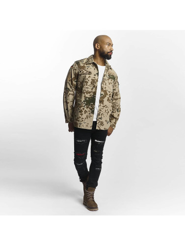 Soniush Herren Übergangsjacke Cash in camouflage