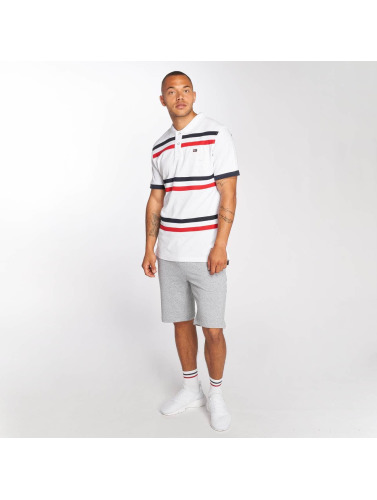 klaring footlocker utløp 100% opprinnelige Southpole Hombres Camiseta Polo Klippe Og Sett In Blanco salgsordre billig bla billig salg opprinnelige u83kfYldE
