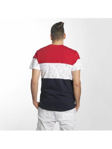 Southpole Hombres Camiseta Kjøre Blokken I Rojo Manchester kjøpe billig fabrikkutsalg S8NCnkYIWm