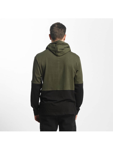 Southpole Herren Hoody Patch in olive