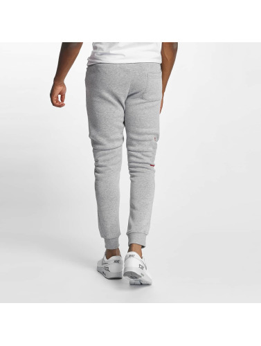 Southpole Herren Jogginghose Fleece in grau