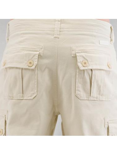 Southpole Herren Shorts Flex Cargo in beige