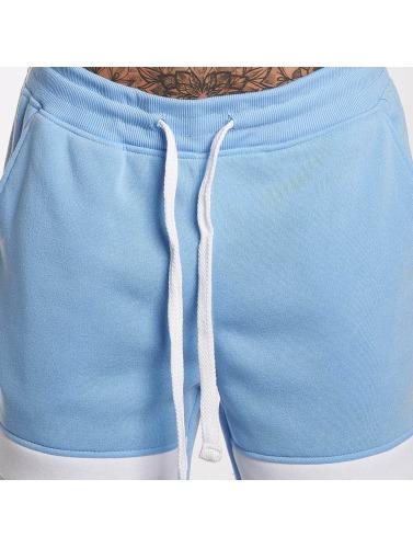 Southpole Herren Shorts Anorak Fashion Fleece in blau