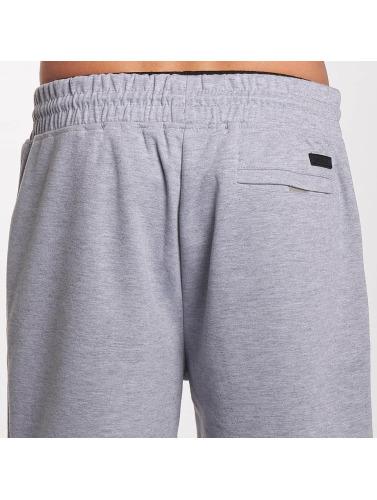 Southpole Herren Shorts Tech Fleece in grau