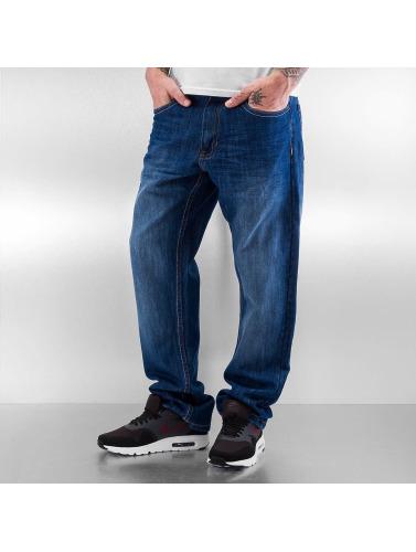Southpole Herren Straight Fit Jeans Deacon in blau