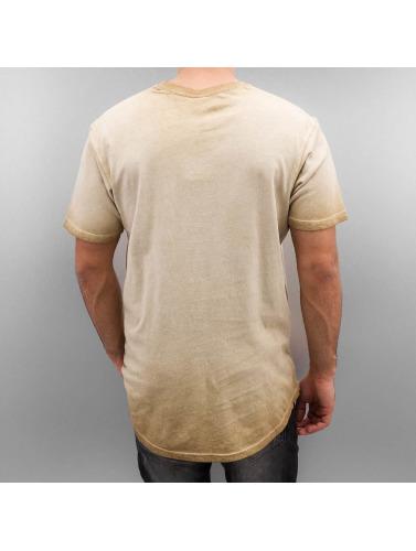 Southpole Herren T-Shirt Scallop in beige