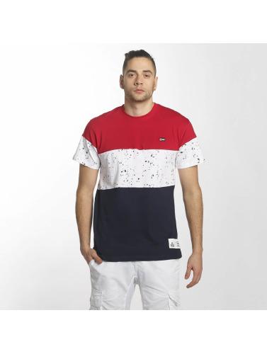 Southpole Herren T-Shirt Run The Block in rot Billig Verkauf Für Schön P2OG2I2kX4