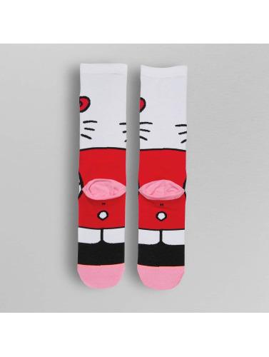 Hello Kitty Kvinner Sokker Holdning I Hvitt salg Billigste rabatt nyeste ZpmwUWXc