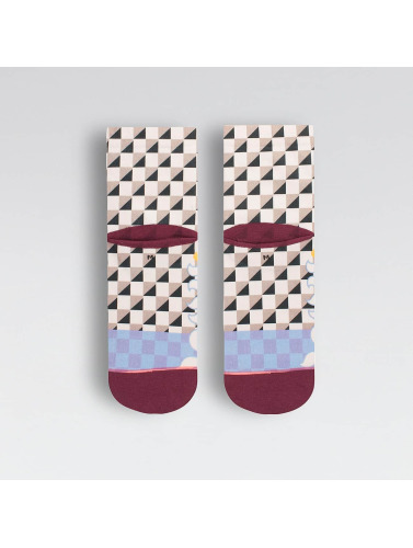 Stance Mujeres Calcetines Supa Wavy in colorido