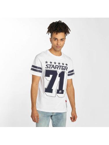 Starter Herren T-Shirt Cracraft in weiß