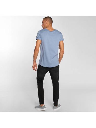 Undernivå Hombres Camiseta Strandhugg I Azul klaring nye ankomst rabatt nettsteder rTYo4sP