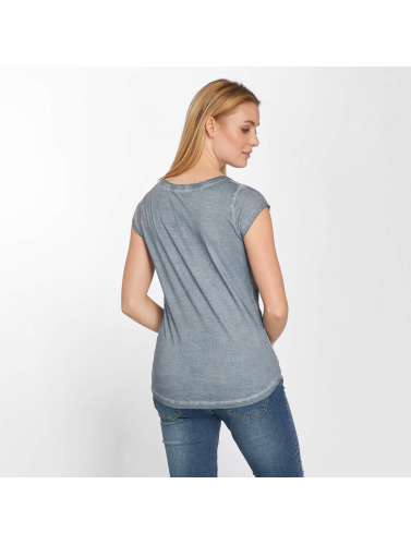 Sublevel Mujeres Camiseta PARIS in azul