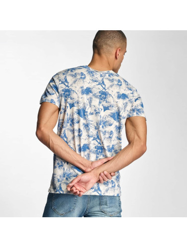 Sublevel Hombres Camiseta Hawaii in beis