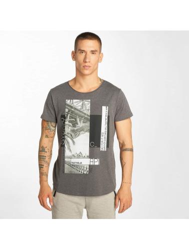 lagre billig pris salg med paypal Sublevel Hombres Camiseta Sydney I Gris salg billig pris alle størrelse nettsteder billig pris LpOOkMVIa