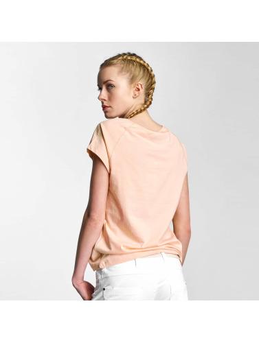 Sublevel Mujeres Camiseta Endeløs Solnedgang I Naranja engros-pris for salg j7FcjHt