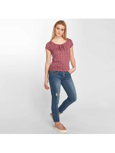 Sublevel Mujeres Camiseta SAILOR in rojo