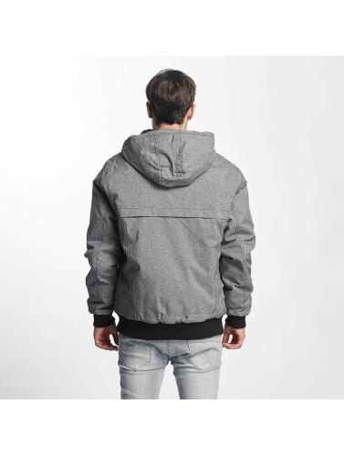 Sublevel Hombres Chaqueta de invierno Style in gris