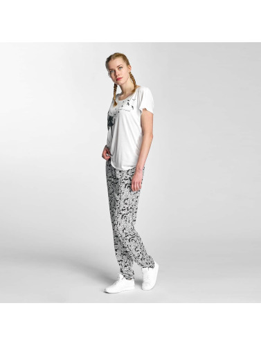 Sublevel Damen Chino Gwenn in weiß Einkaufen Outlet Online Kaufladen Spielraum Besuch Günstig Kaufen Best Pick Exklusiv 9ahjHM