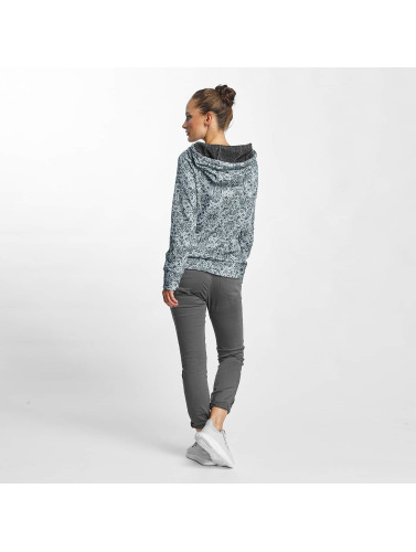 Sublevel Damen Hoody All Over in grau