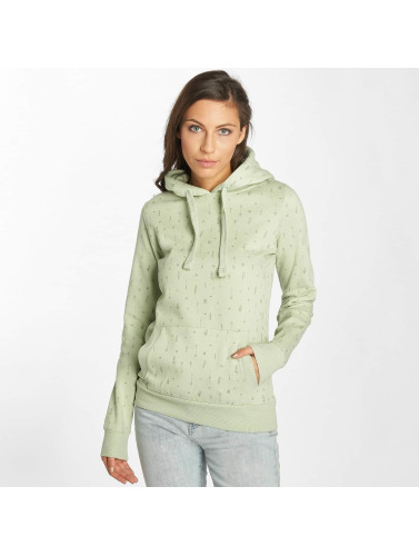 Sublevel Damen Hoody Feder in grün
