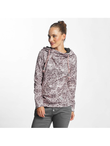 Sublevel Damen Hoody All Over in rosa