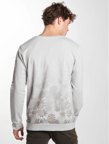 Sublevel Hombres Jersey Summer Mood in gris