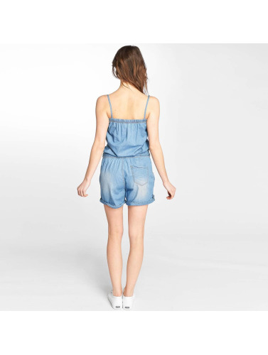 Sublevel Damen Jumpsuit Jasmin in blau
